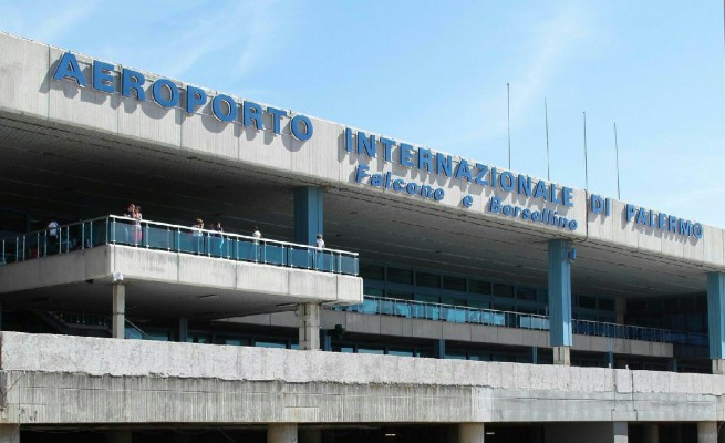 Palermo Airport – DogBox